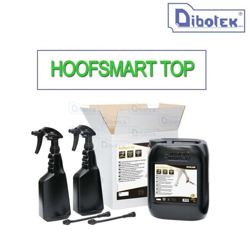 Hoof smart top cf da kg 7