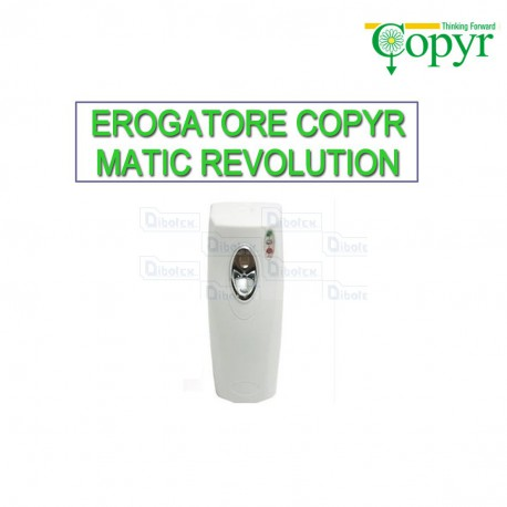 Erogatore copyr matic evolution