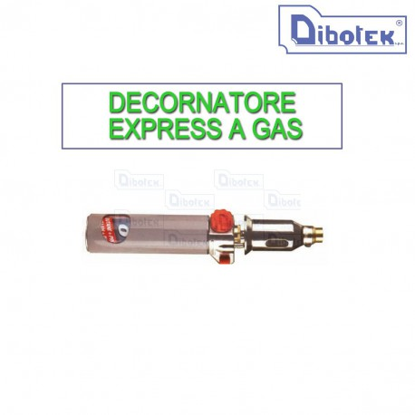 Decornatore express a gas