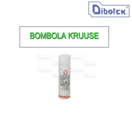 Bombola gas 200ml kruuse ricambio