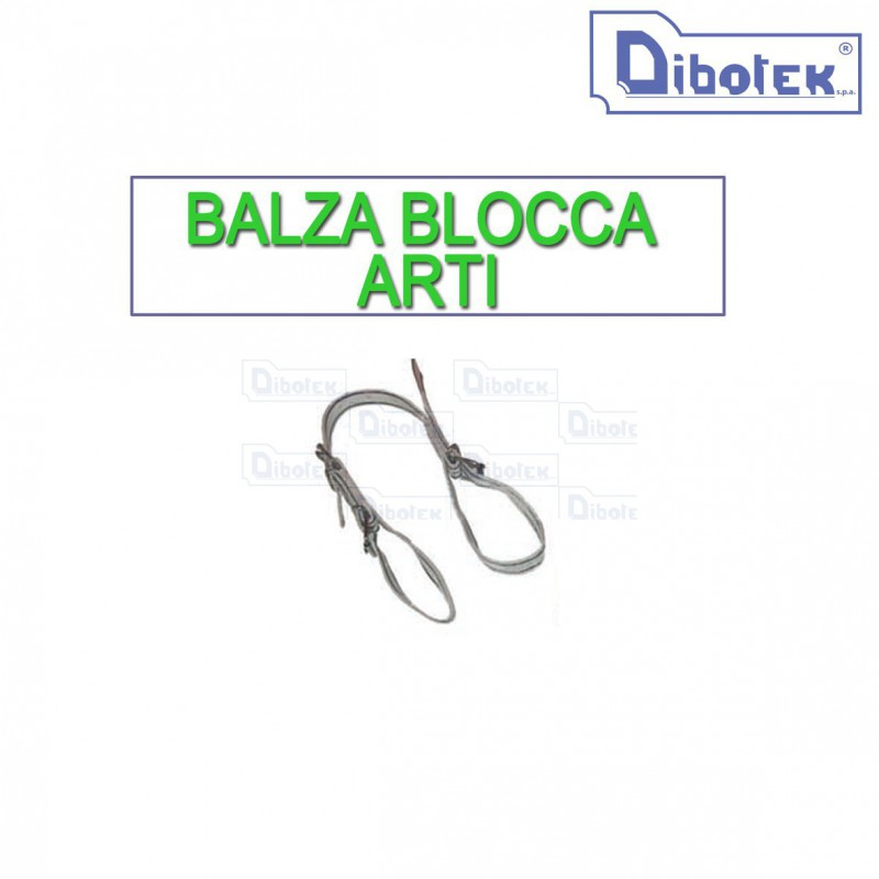 Balza blocca arti in nylon