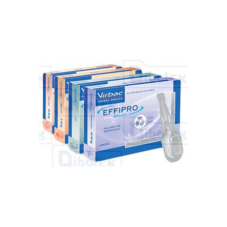 Effipro Spot-On Cane di Taglia Media da 10 a 20 Kg