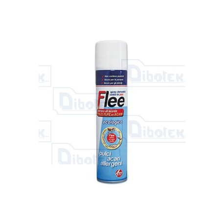 Ati - Flee Spray Ecologico - Spray 400 ml