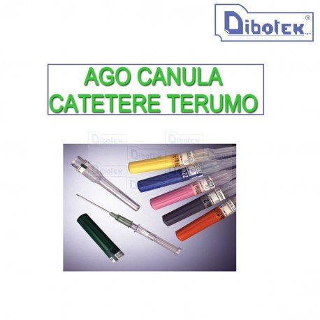 Aghi canula Catetere Terumo