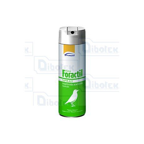 Formevet - Neo Foractil Spray Uccelli - 1 Spray 300 ml
