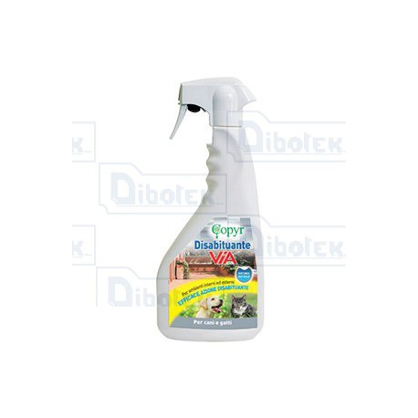 Copyr - Viasol Spray - 1 Spray 750 ml