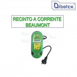 Recinto Beaumont a corrente
