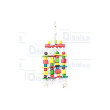 Happy pet - Blocks N Beads da 16 x 45 cm - 21196 - 1 Gioco