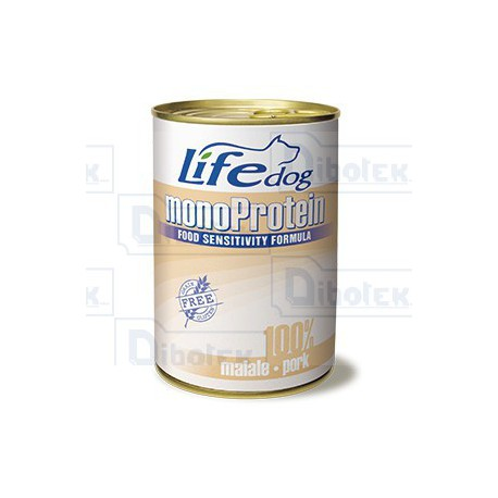 Life Pet Care - Life Dog Monoprotein Maiale