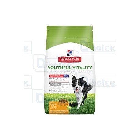 Science Plan Canine Mature Adult 7+ Youthful Vitality