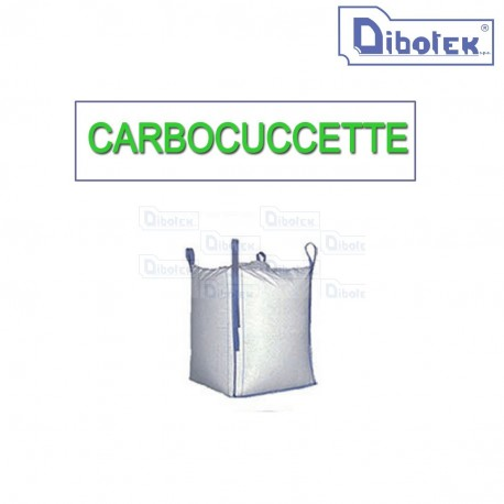 Carbocuccette Big Bag kg. 1023,33