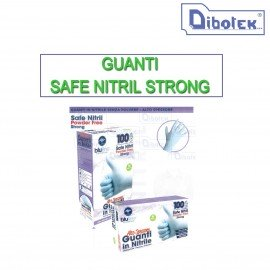 Guanti Safe Nitril Strong