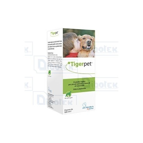 Aurora Biofarma - Tigerpet - Spray 300 ml