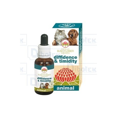 Green Remedies spa - Diffidence & Timidity - BF404 - Flacone 30 ml
