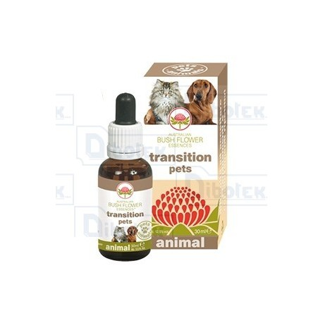 Green Remedies spa - Transition Pets - BF408 - Flacone 30 ml