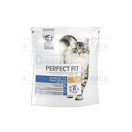 Mars - Perfect Fit Indoor 1+ con Pollo - 1 Sacchetto 750 gr