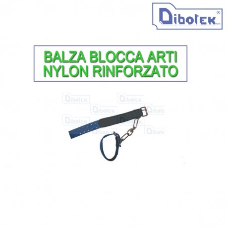 Balza blocca arti in nylon rinforzata