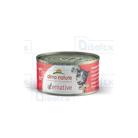 Almo Nature - HFC Alternative Prosciutto con Parmigiano 70gr