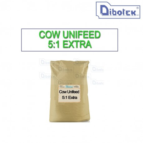 Cow unifeed 5:1 extra sc. kg 25