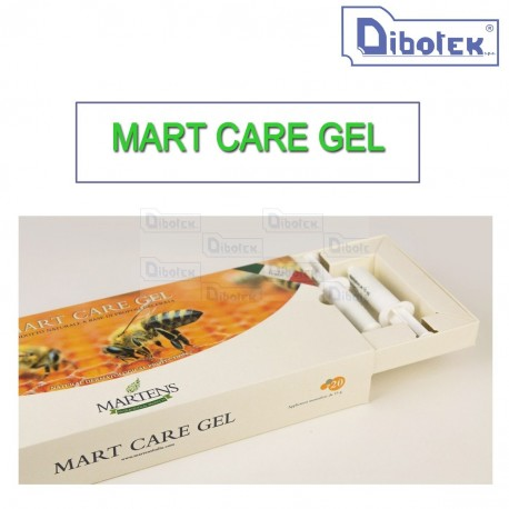 Mart Care gel 20 siringhe