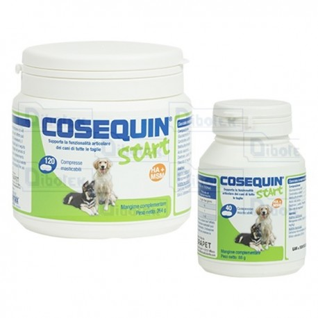 Nutramax - Cosequin Start - Barattolo 40 cpr