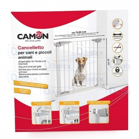 Camon - Prolunga per Cancelletto C080 - C080/1 - 1 Prolunga | h76 x 7 cm