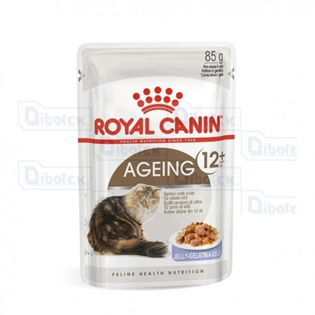 Royal Canin - Ageing 12+ in Jelly - 1 Bustina 85 gr