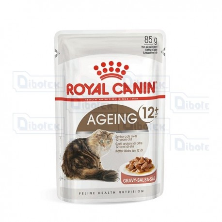 Royal Canin - Ageing 12+ in Salsa - 1 Bustina 85 gr