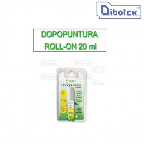 Dopopuntura roll-on ml 20