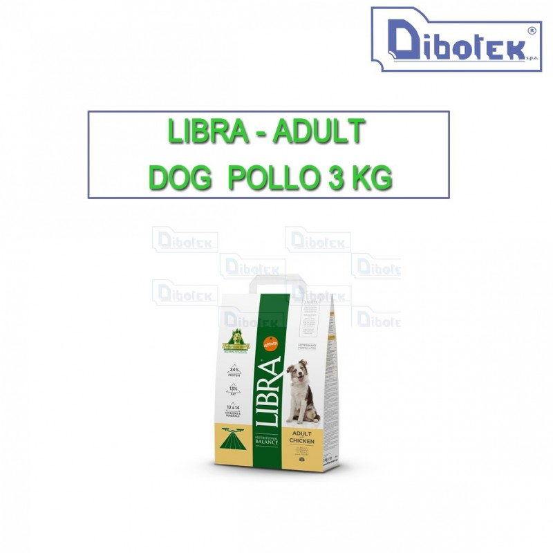 Libra  - Adult dog  pollo  3 kg