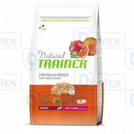 Trainer-Dog Medium Pj Pollo 3Kg Promo