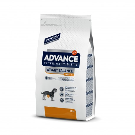 Advance Weight Balance Mini Dog 1,5Kg