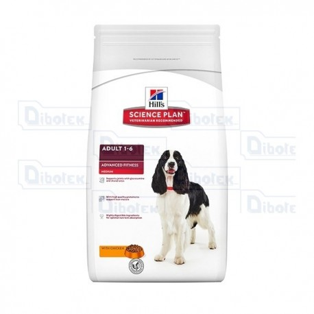 hill's - dog adult medium pollo 2,5kg