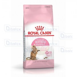 Royal Canin - Kitten Sterilised 2 Kg