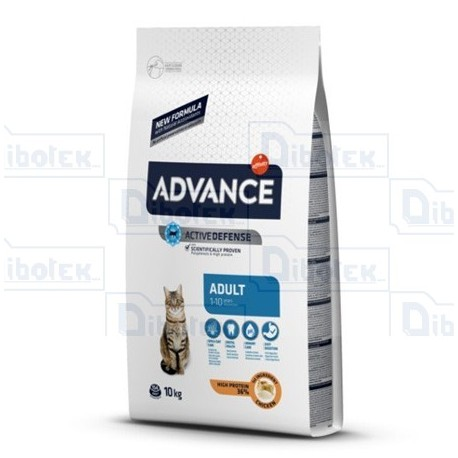 Advance Cat Adult Pollo 400Gr