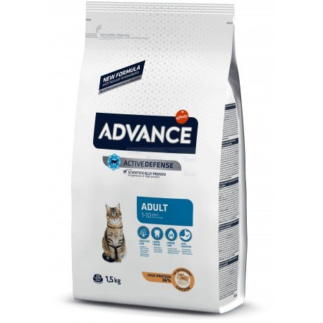 Advance Cat Adult Steril. Pollo 400Gr