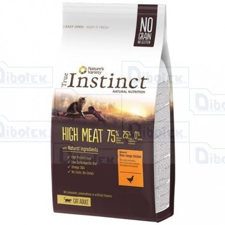 Instinct Cat Origin. Adult Pollo 300Gr