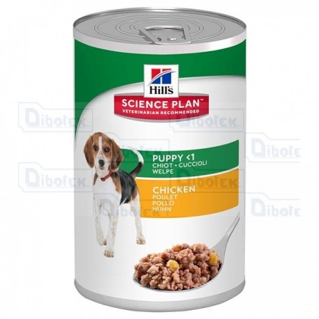 hill's - puppy healthy development 370gr
