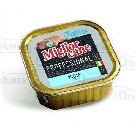 Morando - Miglior Cane Junior Vitello 150 Gr