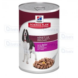 hill's-canine adult advanced manzo 370gr