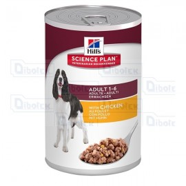 hill's-canine adult advanced tacc. 370gr