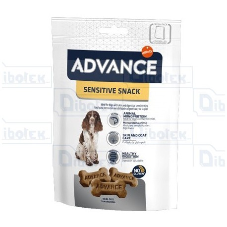 Advance Sensitive Snack Dog 15Gr