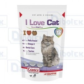 Giuntini - Crancy I Love Cat 60Gr