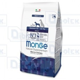Monge Dog Medium Adult Kg.3