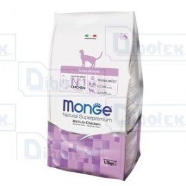 Monge Cat Sterilised Kg.1,5