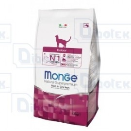 Monge Cat Indoor Gr.400