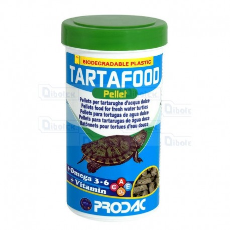 Pellets Per Tartarughe 250Ml