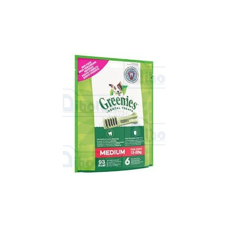 Greenies medium 12 - 22 kg gr 85