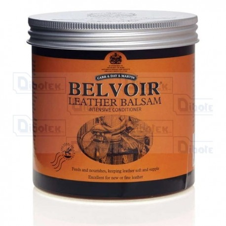 Carr & Day & Martin - Belvoir Leather Balsam Intensive Conditioner - 1 Barattolo 500 ml