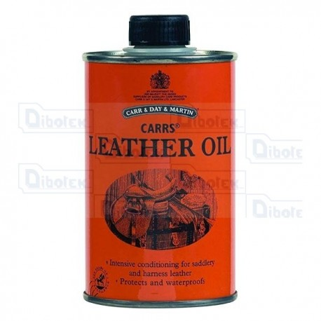 Carr & Day & Martin - Carrs Leather Oil - 1 Barattolo 300 ml